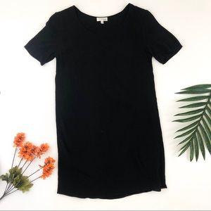 Wilfred free aritzia Black Shirt dress